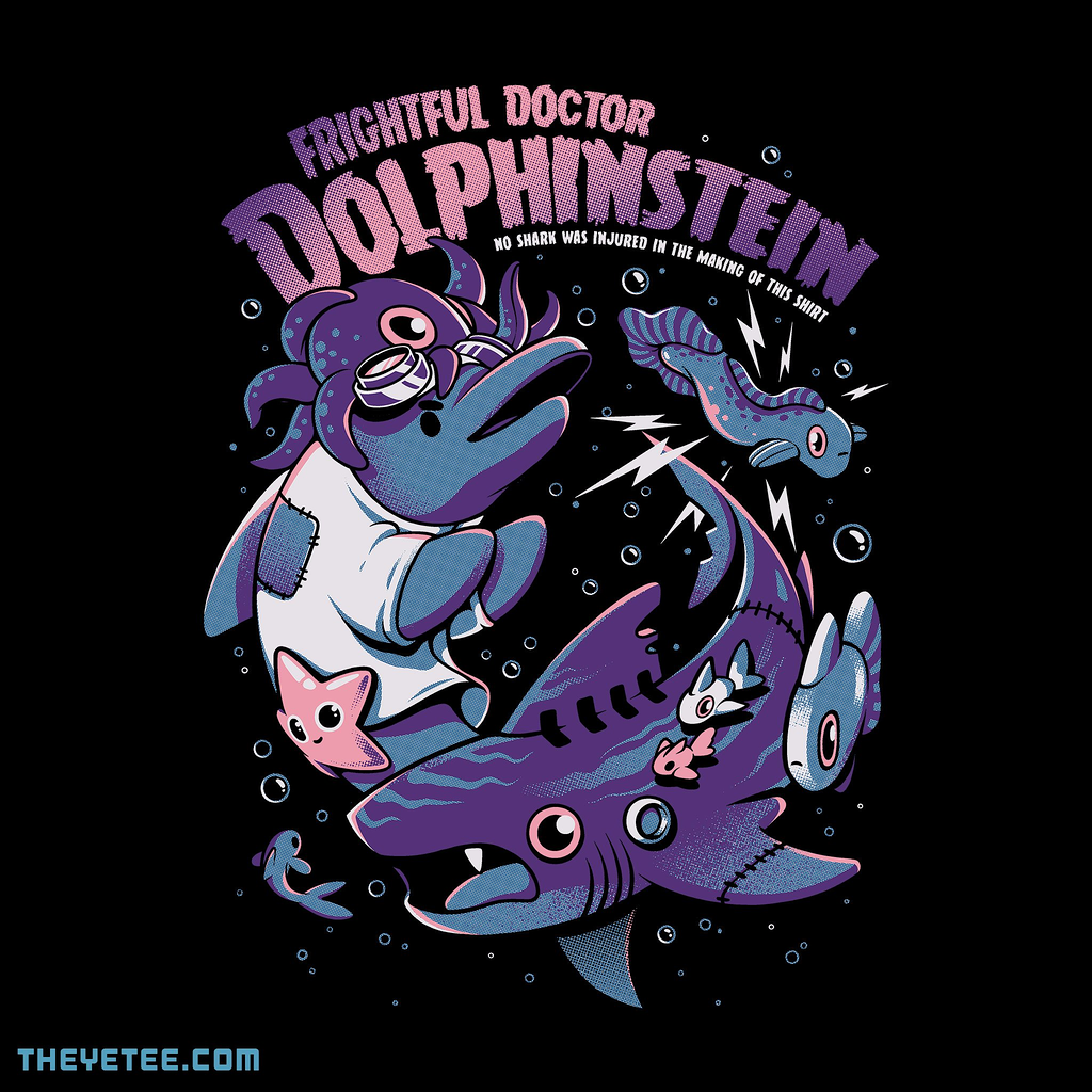 The Yetee: Doc Dolphinstein