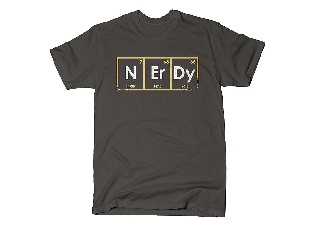 SnorgTees: NErDy Elements