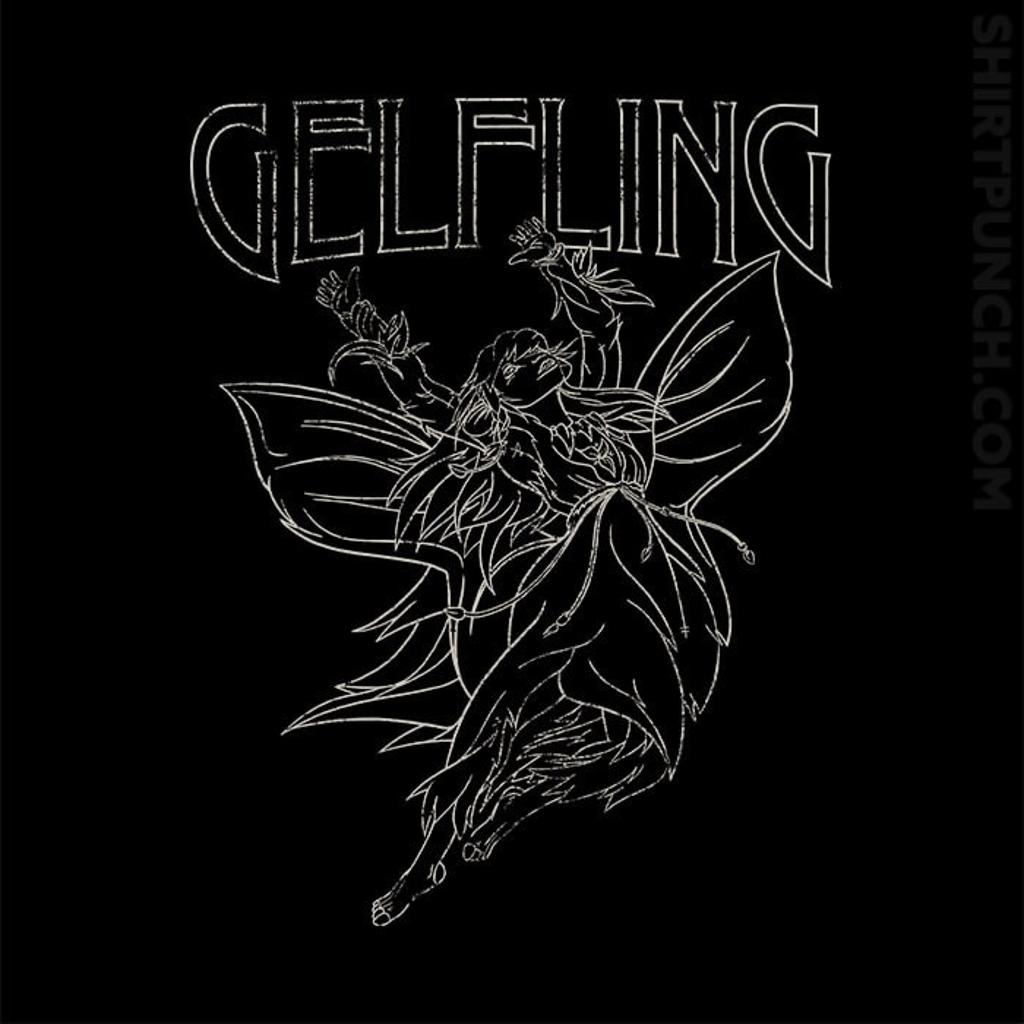 ShirtPunch: Led Gelfling