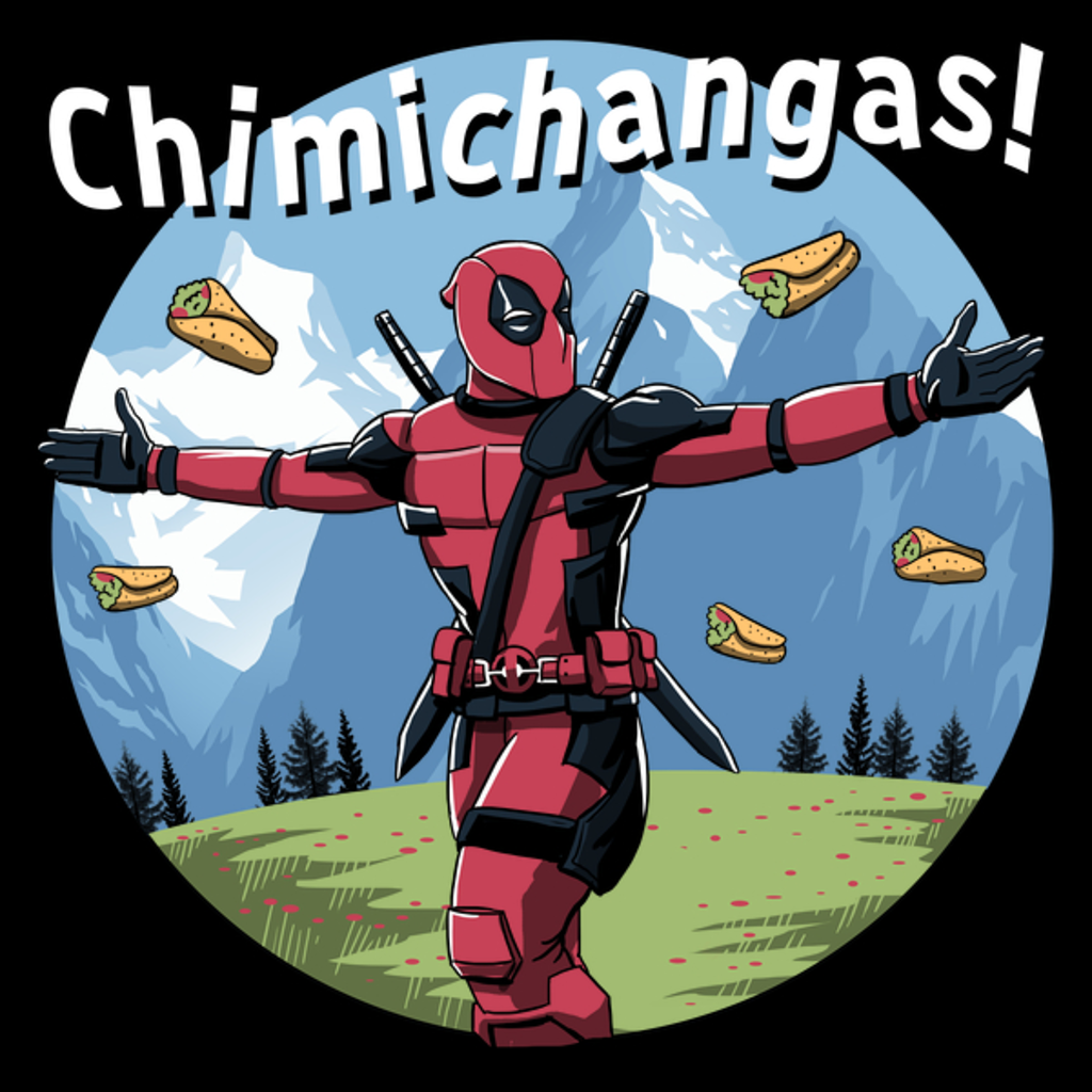 NeatoShop: The Sound of Chimichangas