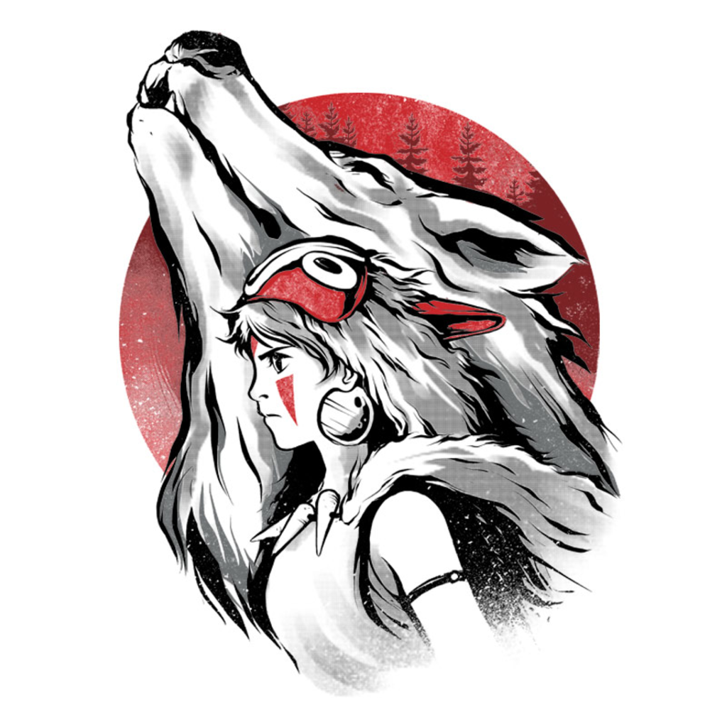 Pampling: The Girl and the Wolf