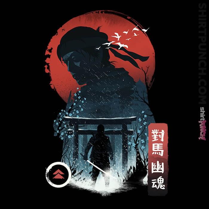ShirtPunch: Samurai Warrior