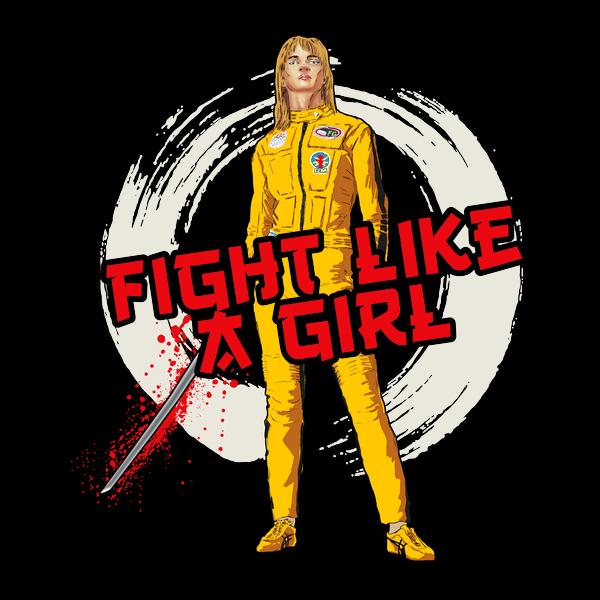 NeatoShop: Fight Like A Girl