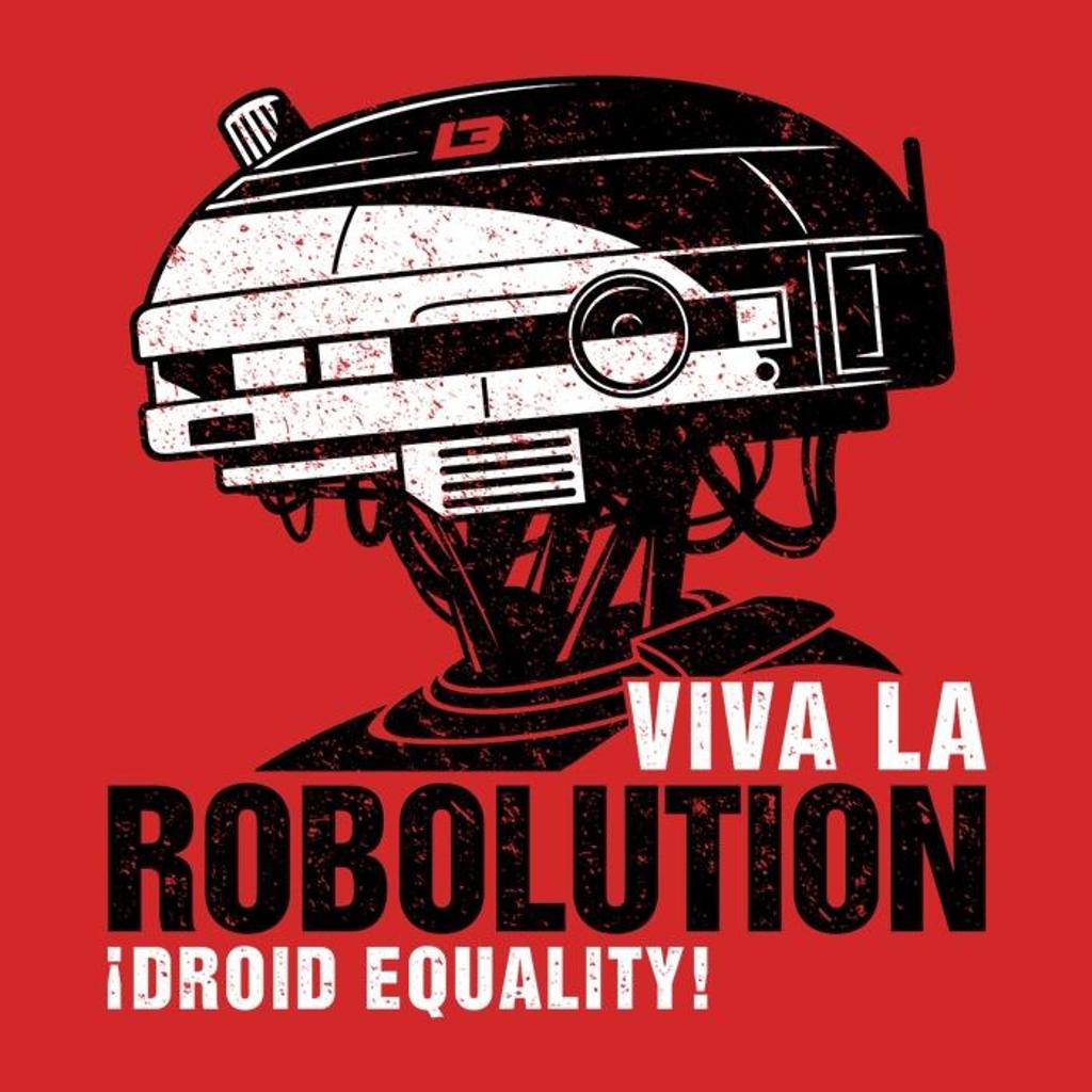 Once Upon a Tee: Robolution