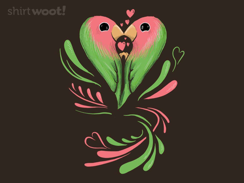Woot!: Lovebirds