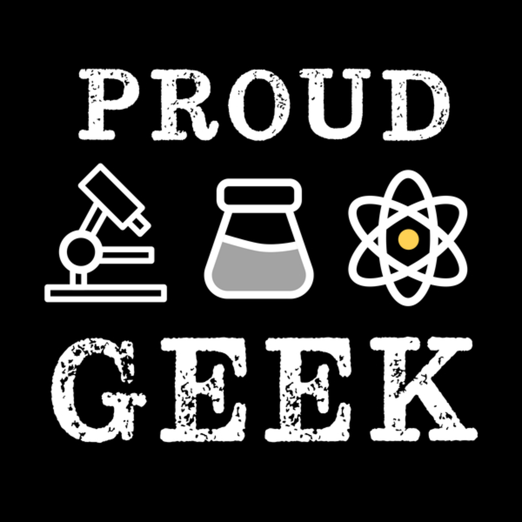 NeatoShop: Proud Geek Science