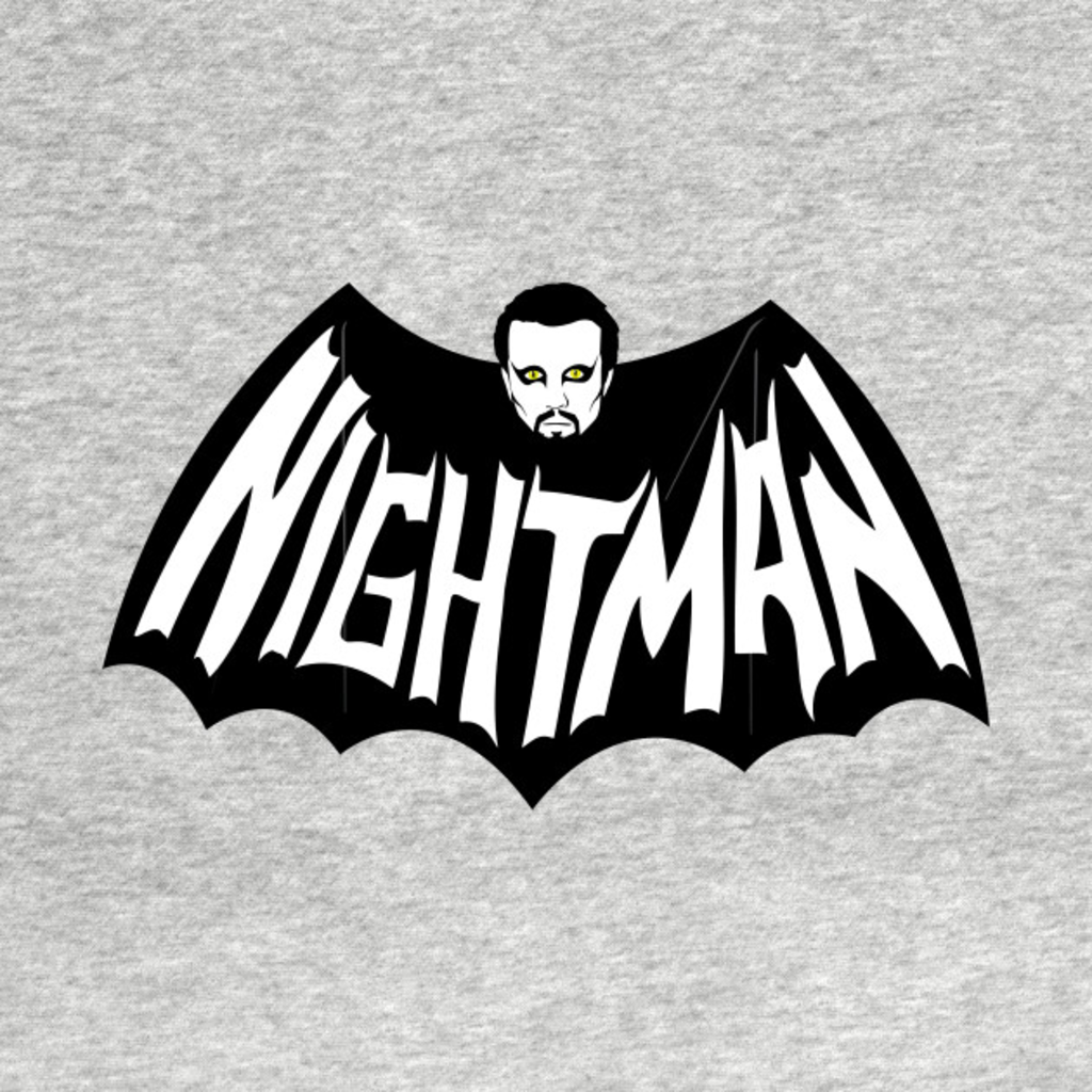 TeePublic: Nightman T-Shirt