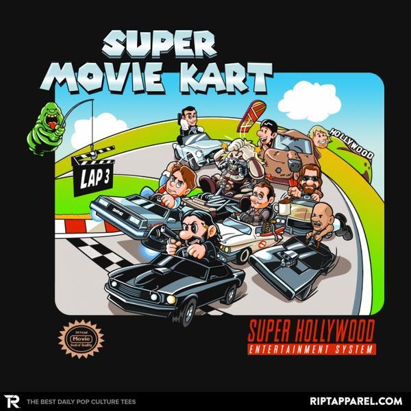 Ript: Super Movie Kart