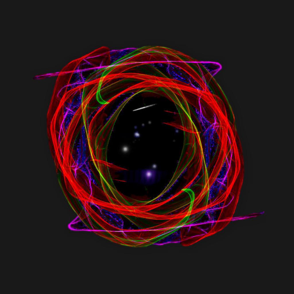 TeePublic: Starry Void