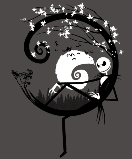 Qwertee: Nightmare circle