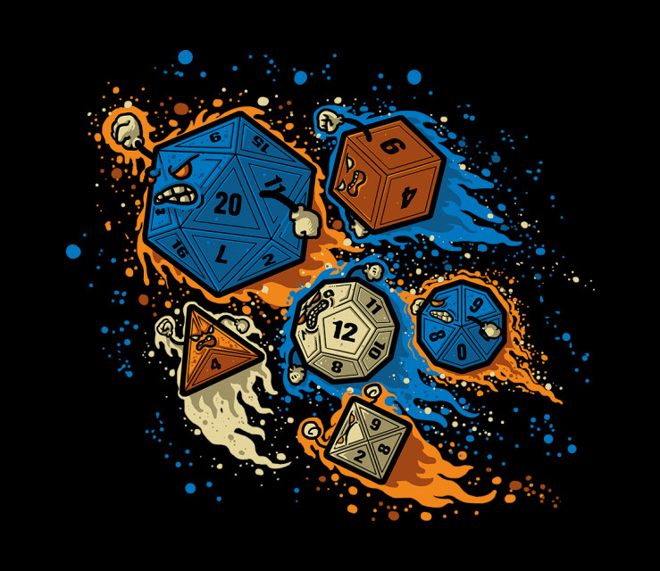 TeeFury: RPG United Remix