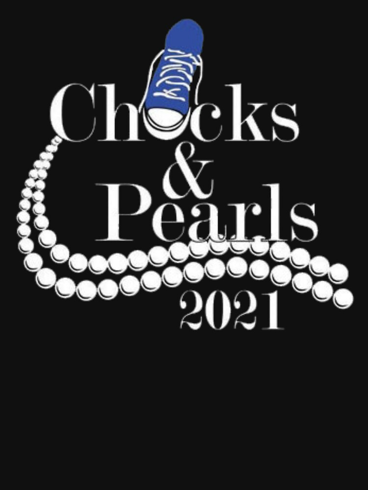 RedBubble: chucks and pearls 2021