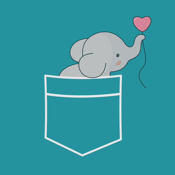 NeatoShop: Wow An Elephant In My Pocket