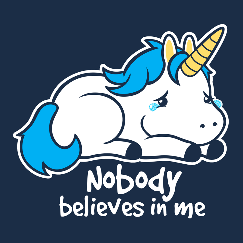 Wistitee: Sad Unicorn (reprint)