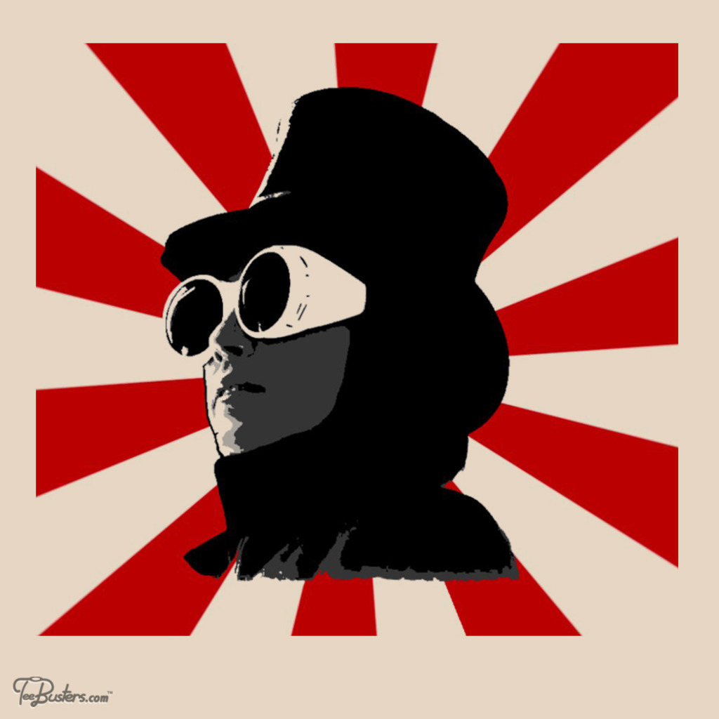 TeeBusters: JAPAN WILLY WONKA
