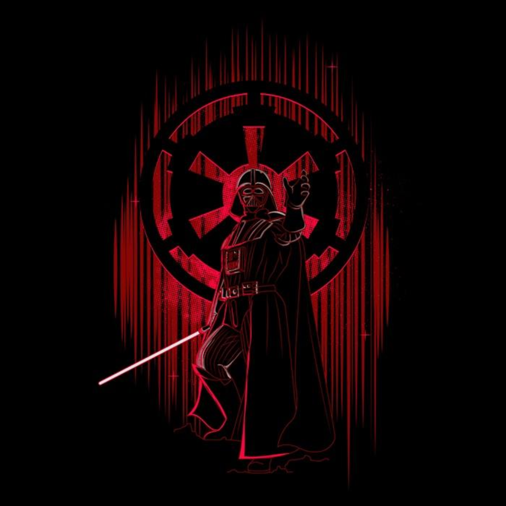 Once Upon a Tee: The Empire's Shadow