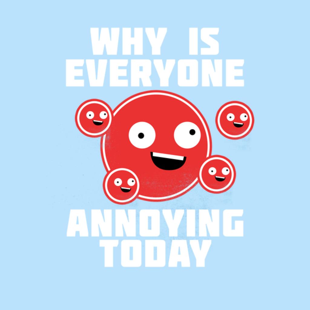 NeatoShop: Everyone's Annoying Me