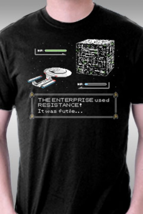 TeeFury: Gotta Assimilate 'Em All