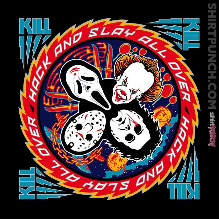 ShirtPunch: Kiss Of Death