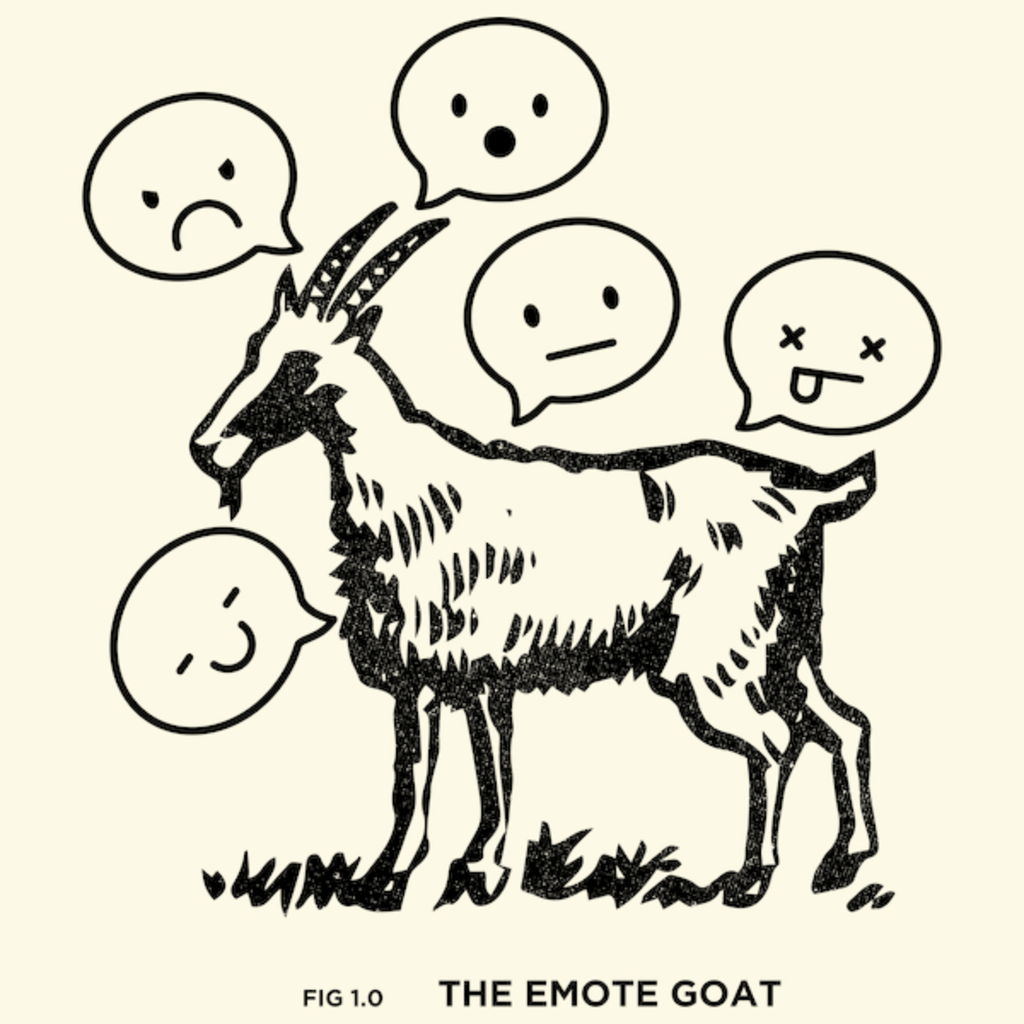 NeatoShop: Emote Goat
