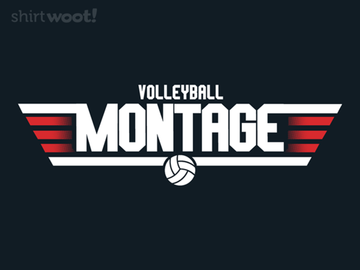 Woot!: Volleyball Montage
