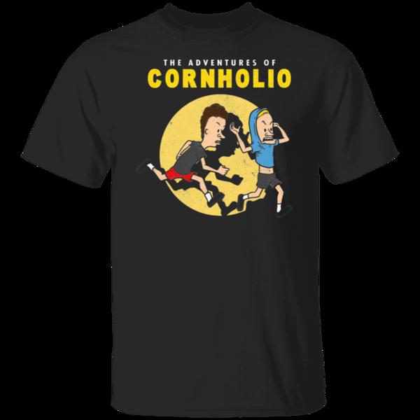 Pop-Up Tee: Adventures Of Cornholio