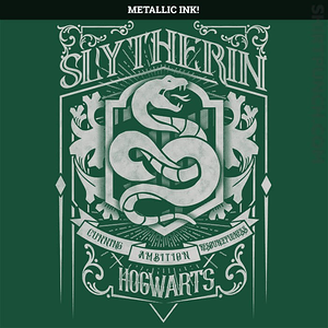 ShirtPunch: Slytherin House