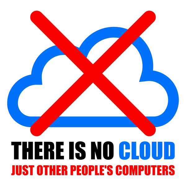 NeatoShop: There is no cloud just other people's computers!