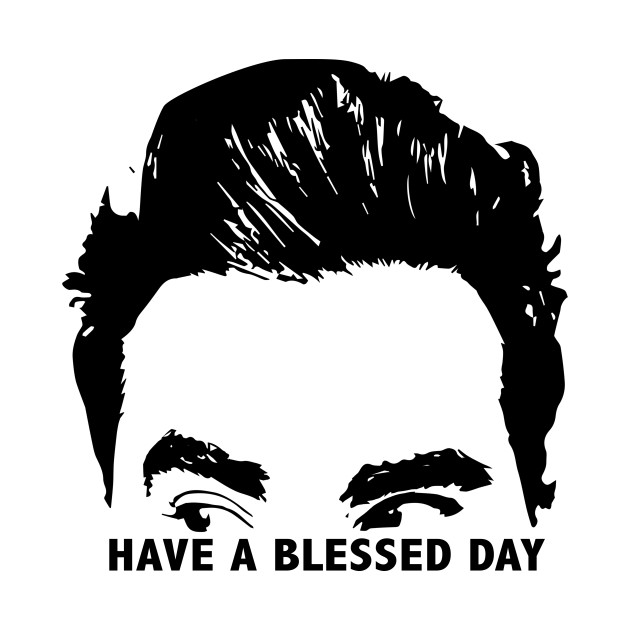 TeePublic: Have a blessed day