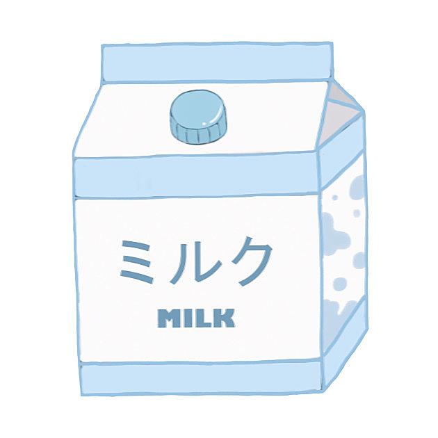 TeePublic: Milk