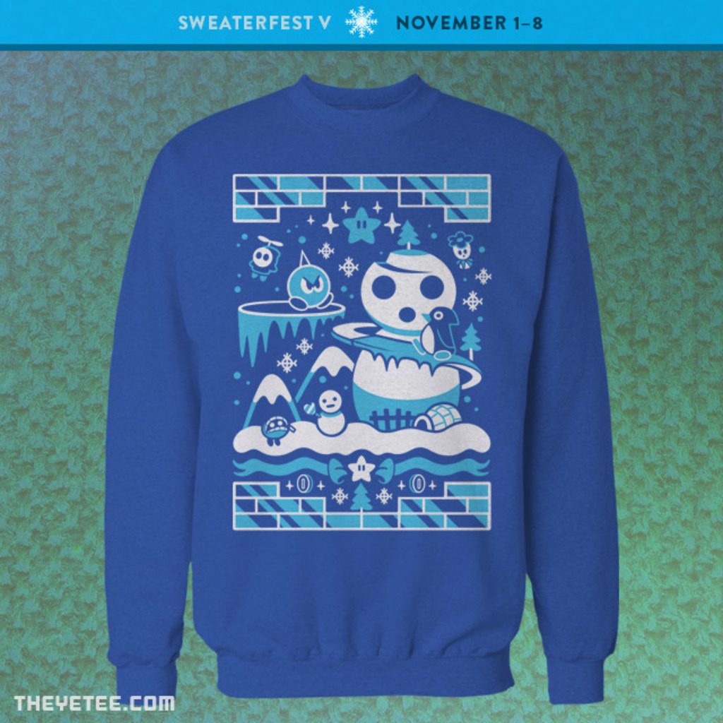 The Yetee: Snowman's Land