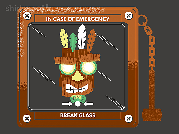 Woot!: In Case of Danger, Bring the Mask