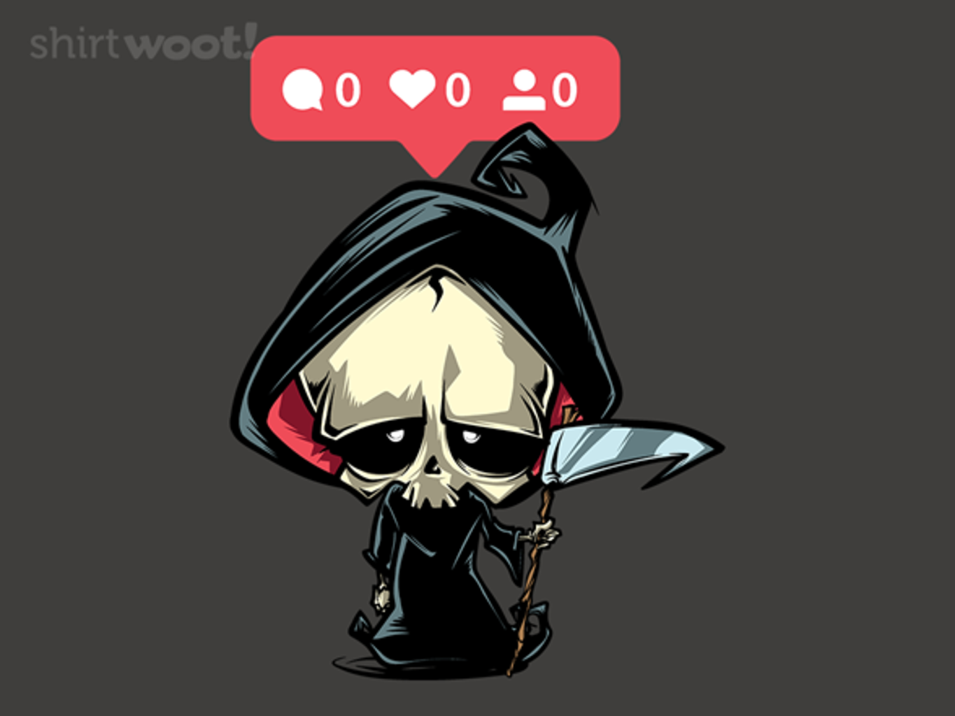 Woot!: The Lonely Reaper