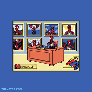 The Yetee: SELFIE-MAN