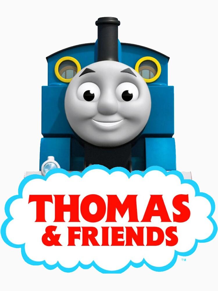 RedBubble: Thomas The Tank Engine Title