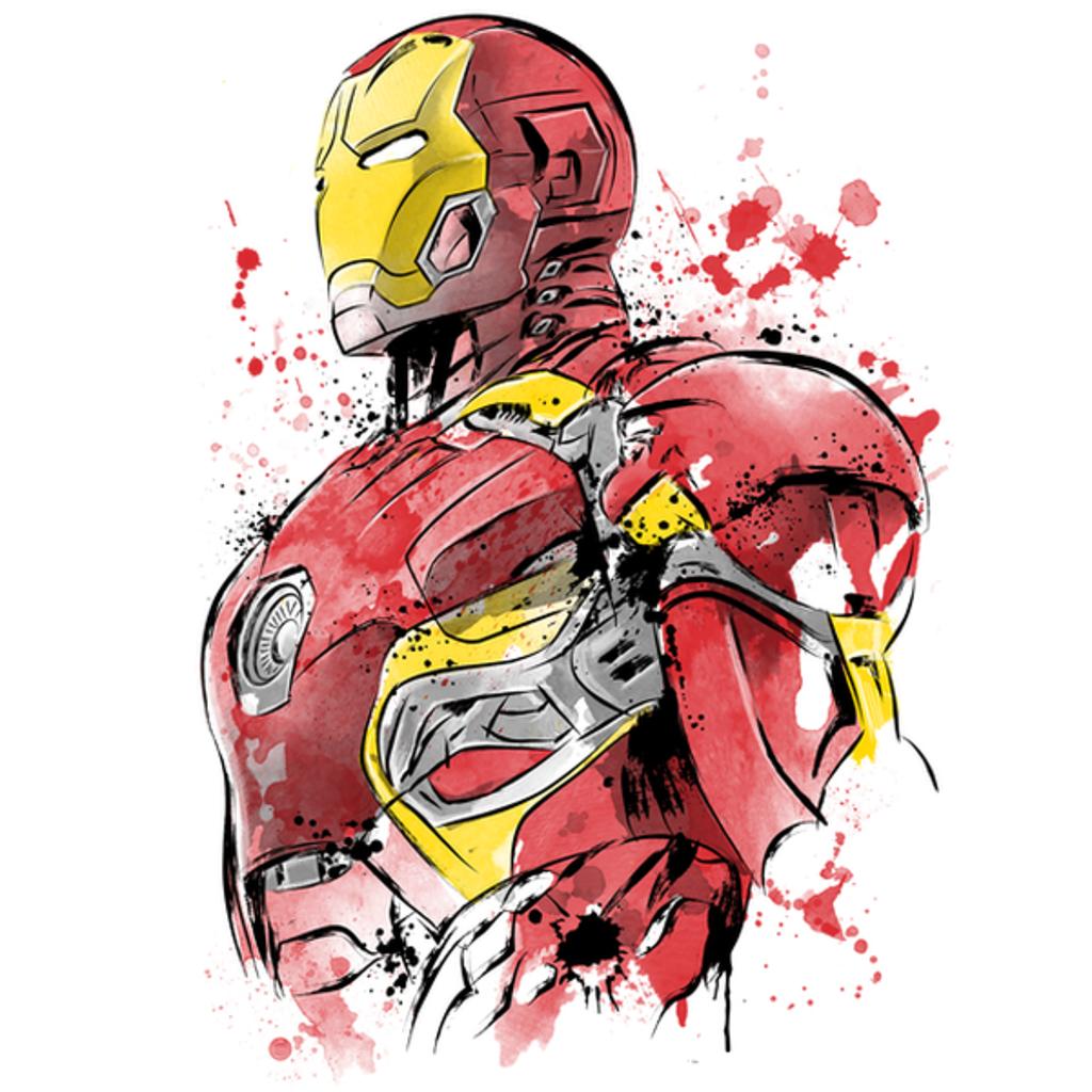 NeatoShop: Iron Watercolor