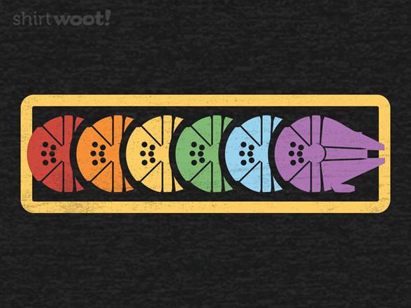 Woot!: Minimal Falcon
