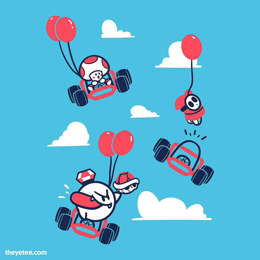 The Yetee: Inflated Ego