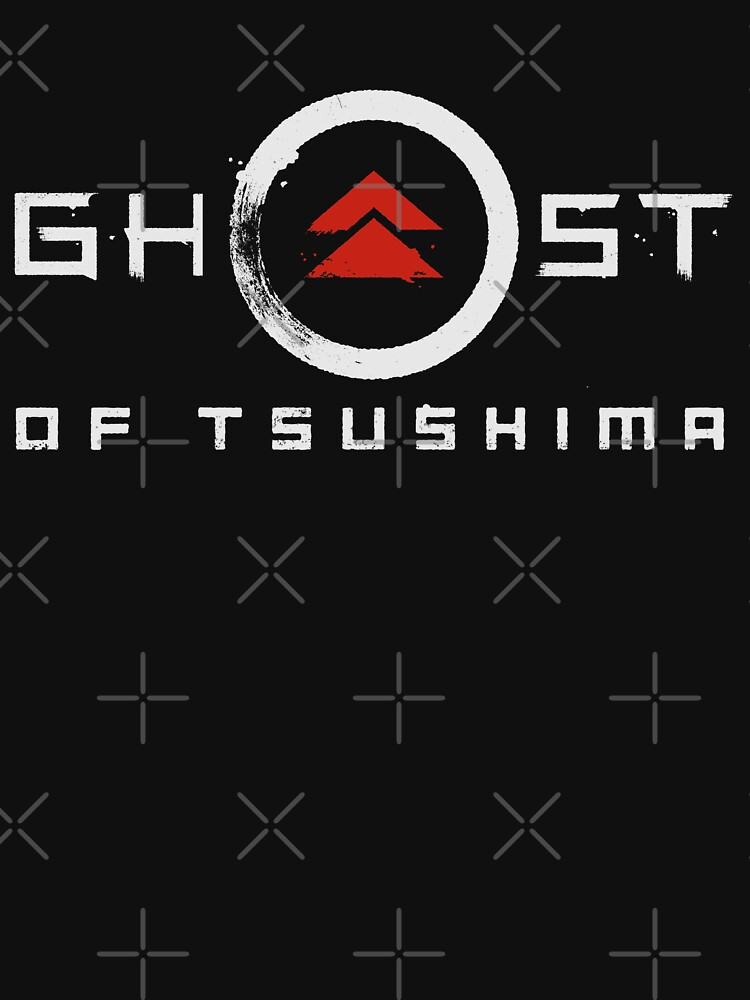 RedBubble: Ghost Of Tsushima