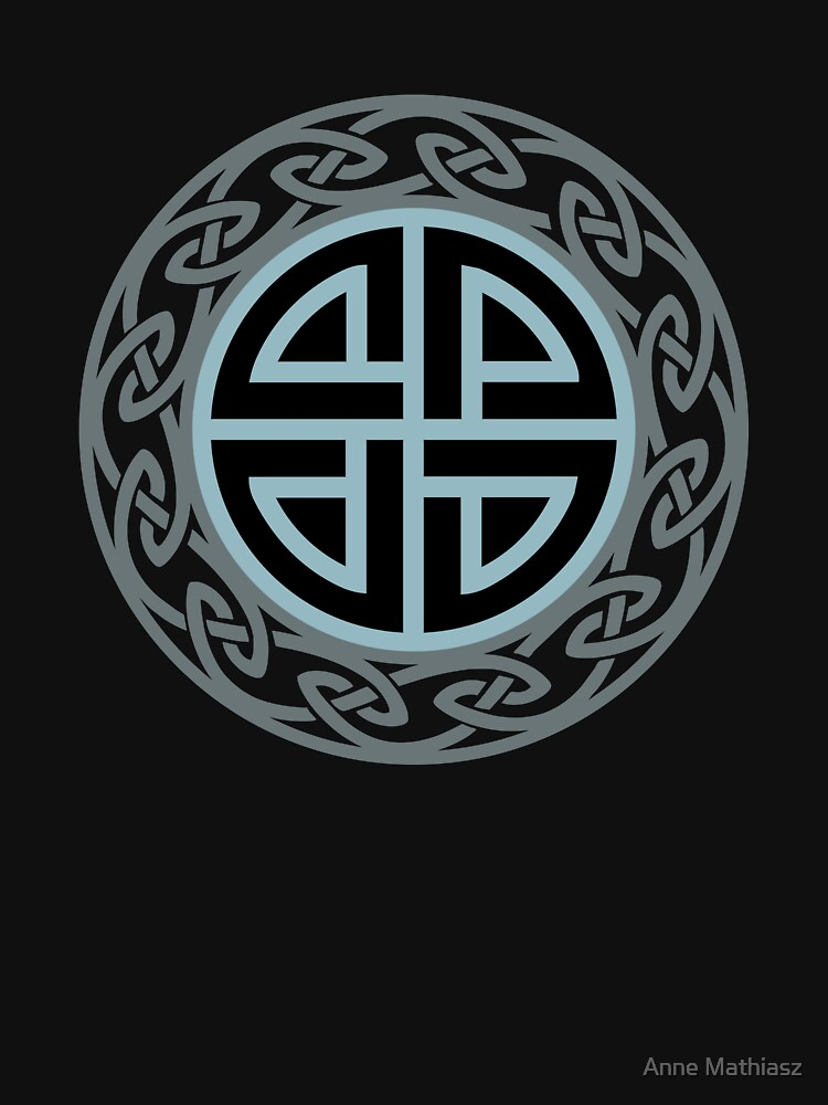 RedBubble: Celtic Shield Knot, Protection, Four Corner, Norse, Viking