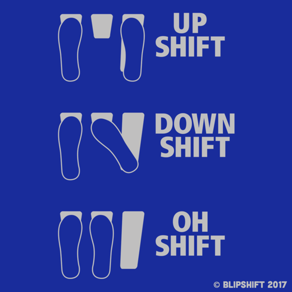 blipshift: What The Shift