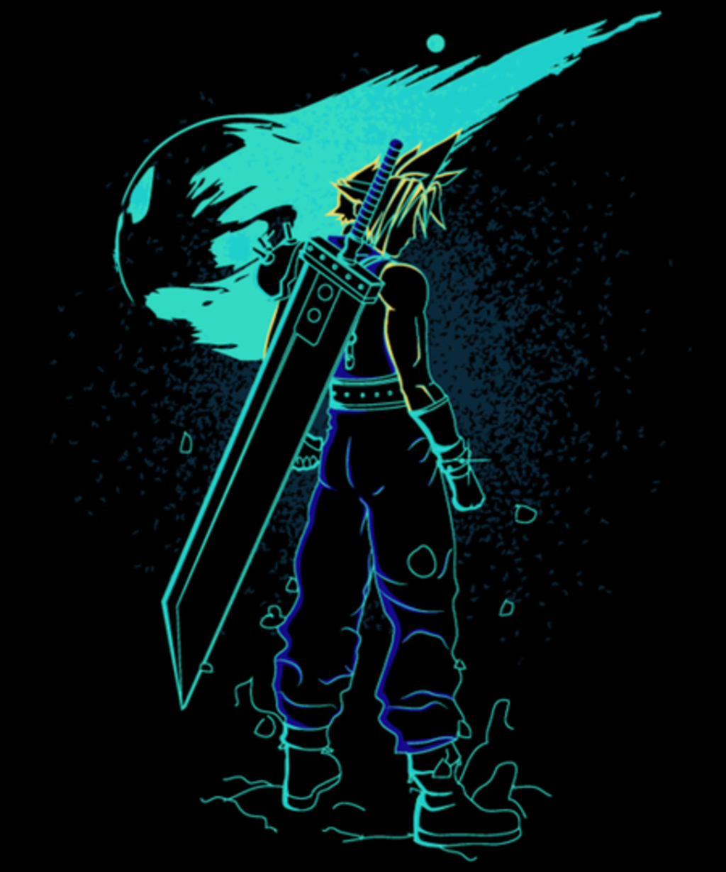 Qwertee: Shadow of meteor