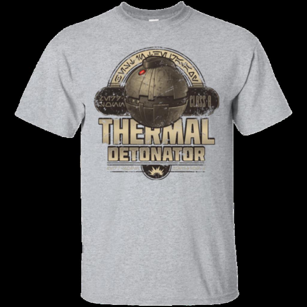 Pop-Up Tee: Therma Detonator