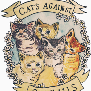 RedBubble: Cats Against Cat Calls