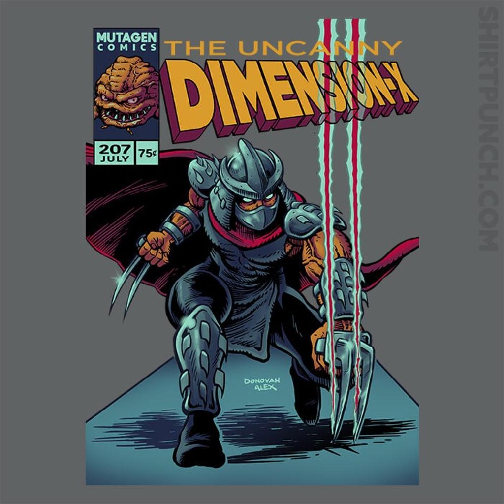 ShirtPunch: Uncanny Dimension X