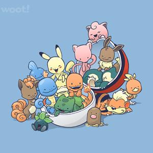 Woot!: Gotta Fit Them All