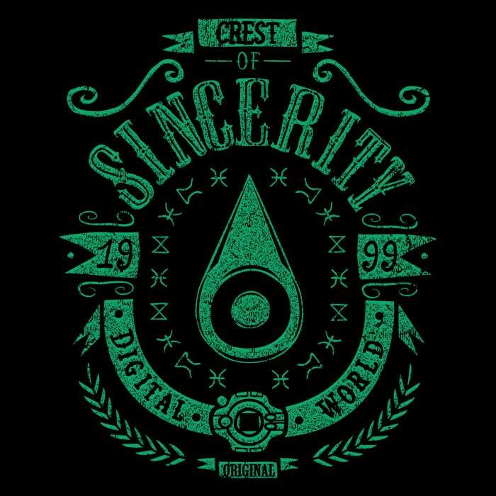 Once Upon a Tee: Digital Sincerity