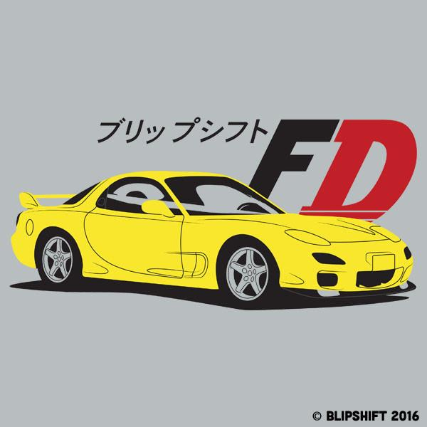 blipshift: Initial FD