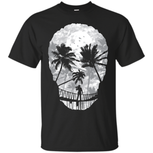 Pop-Up Tee: Desolate Death