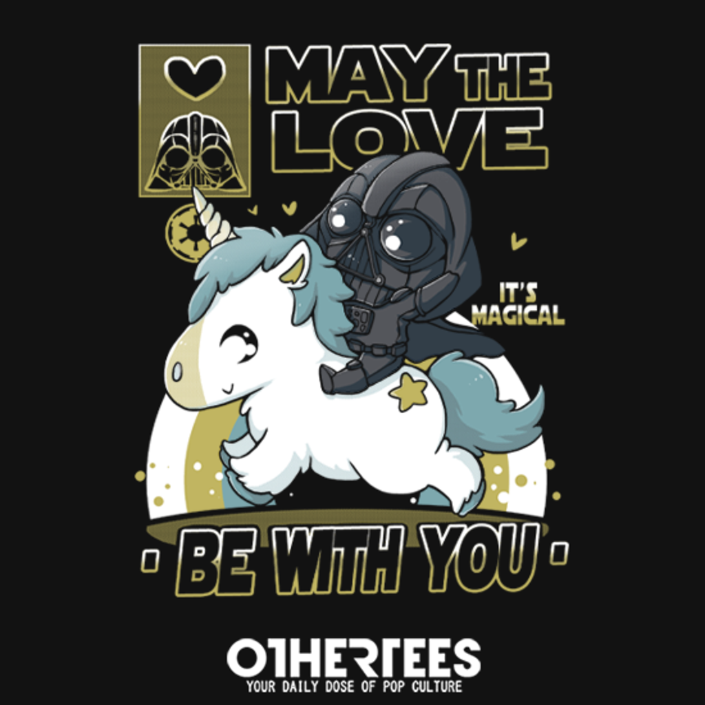 OtherTees: May the Love